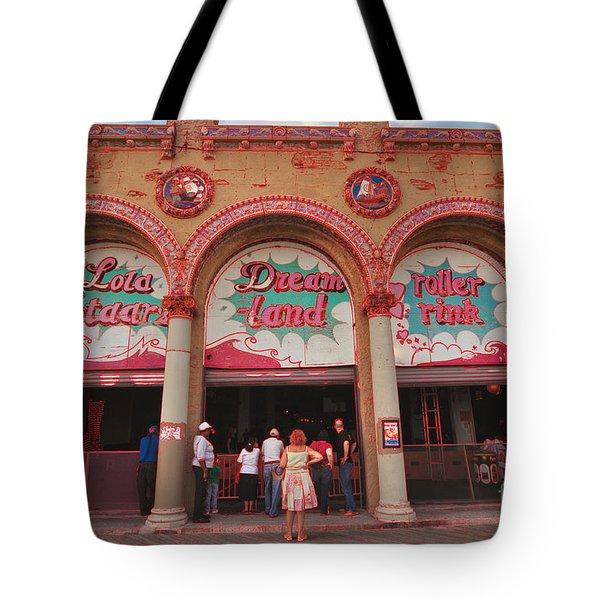 Lola Starr Dreamland Tote Bag by Mark Gilman