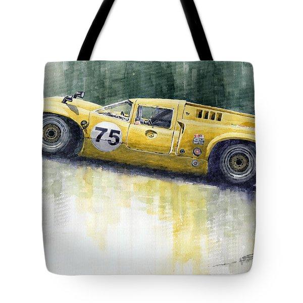 Lola T70 Tote Bag
