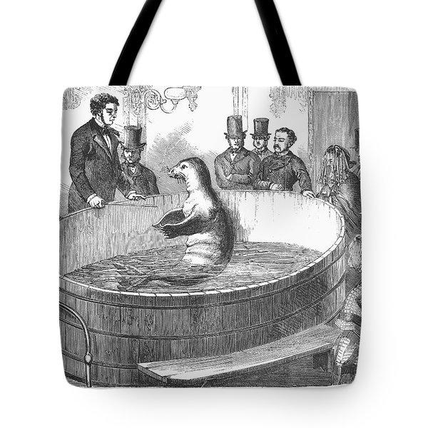 London: Talking Fish, 1859 Tote Bag by Granger