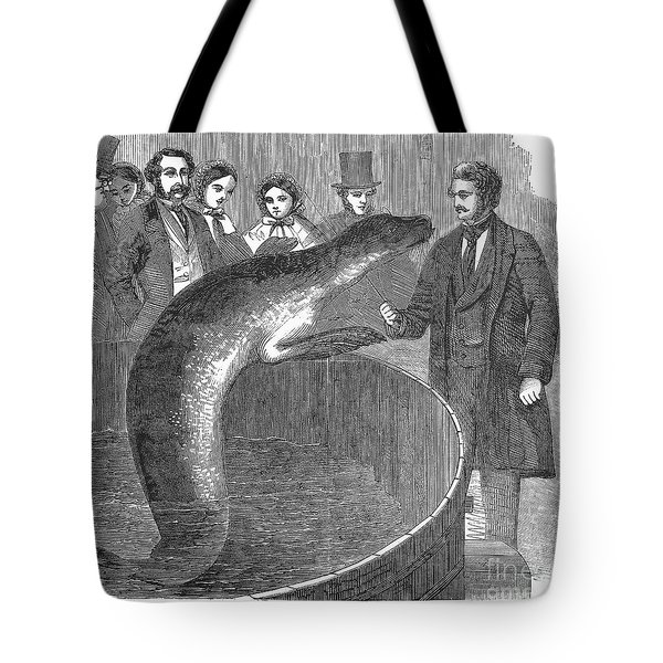 London: Talking Fish Tote Bag by Granger