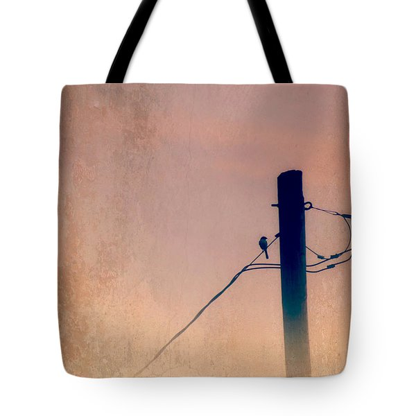 Lonely Soldier Tote Bag by Susan Bordelon