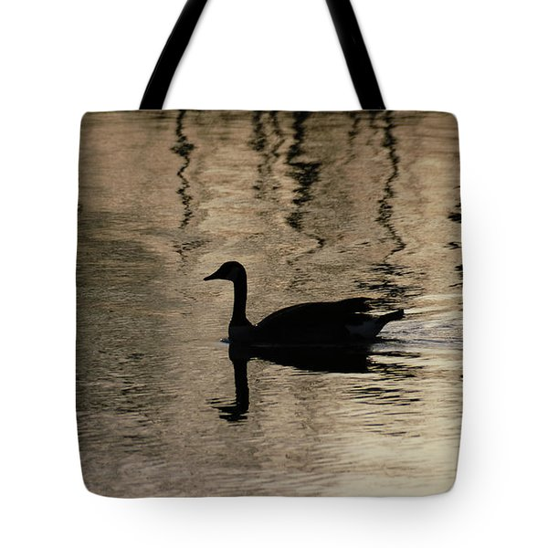 Tote Bag featuring the photograph Lonely by Vilas Malankar
