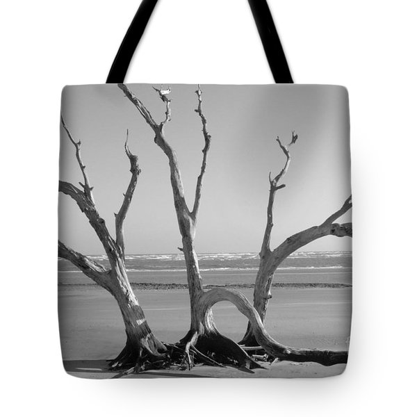Lonesome Tree Tote Bag by Melody Jones