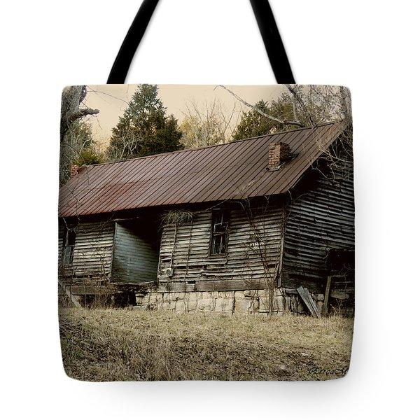 Long Ago Tote Bag by EricaMaxine  Price