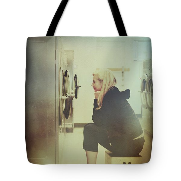 Looking For Answers In All The Wrong Places Tote Bag by Laurie Search