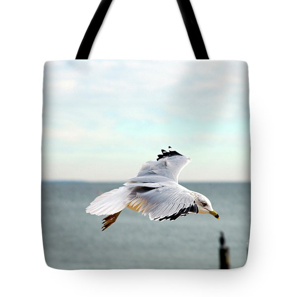 Tote Bag featuring the photograph Looking For Dinner by Clayton Bruster