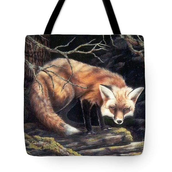 Looking For Lunch   Sold Tote Bag