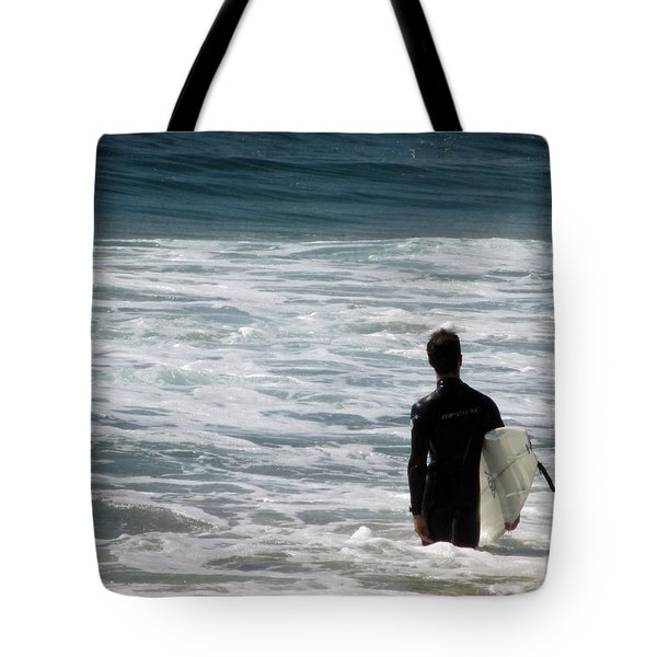Looking For The Big One Tote Bag by Laurie Search