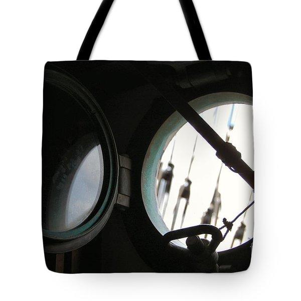 Looking Oceanside Tote Bag