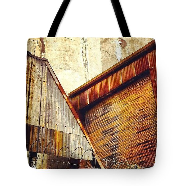 Looking Up Tote Bag by Julie Gebhardt