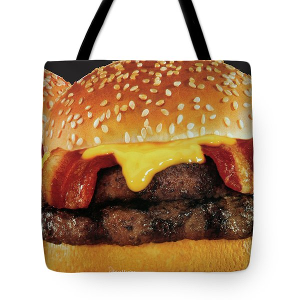 Looks Like Lunch Is Here Tote Bag
