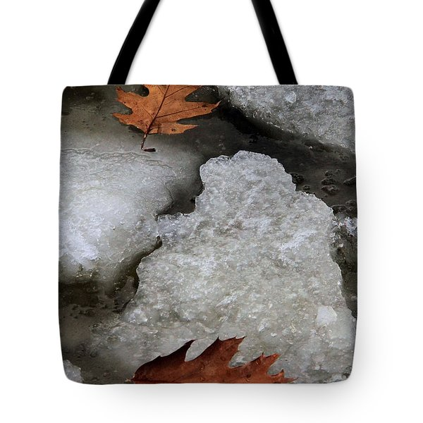 Lost To Each Other Tote Bag by Doris Potter