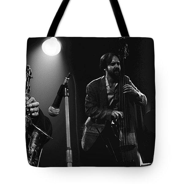 Lou Donaldson Tote Bag