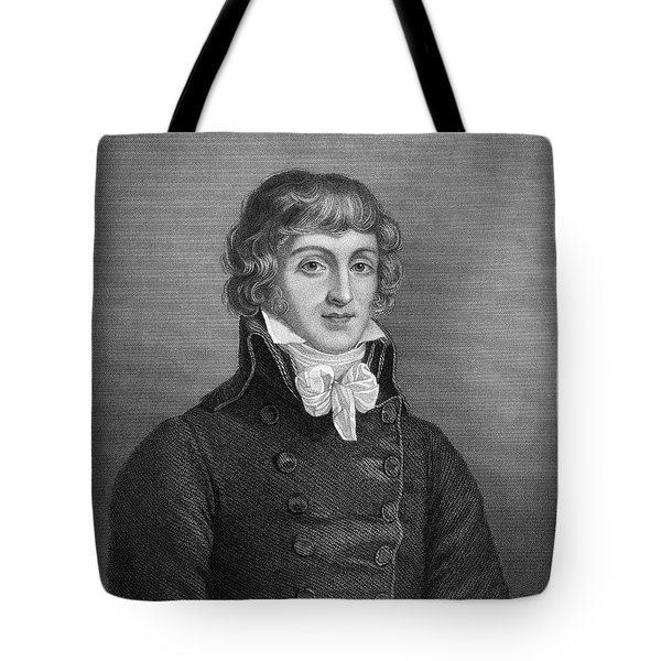 Louis Saint-just (1767-1794) Tote Bag by Granger