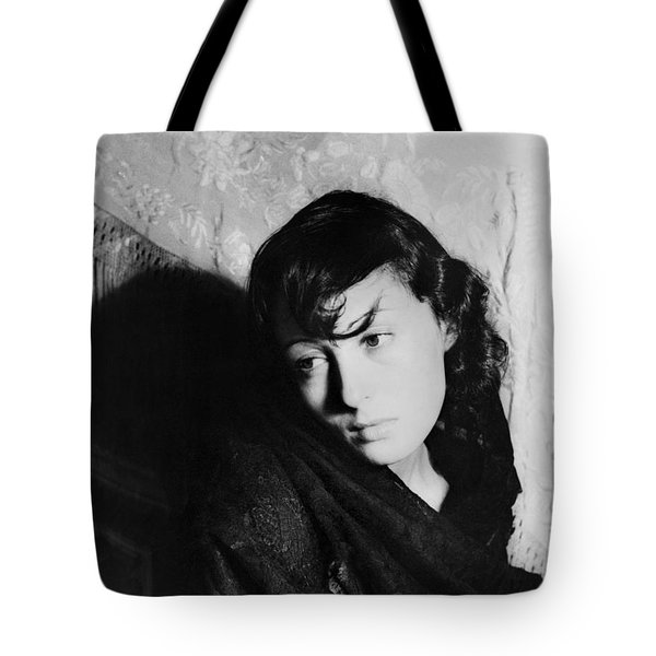 Louise Rainer (1910- ) Tote Bag by Granger