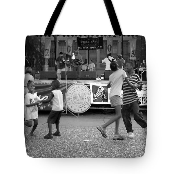 Louisiana Folklife Festival  Tote Bag