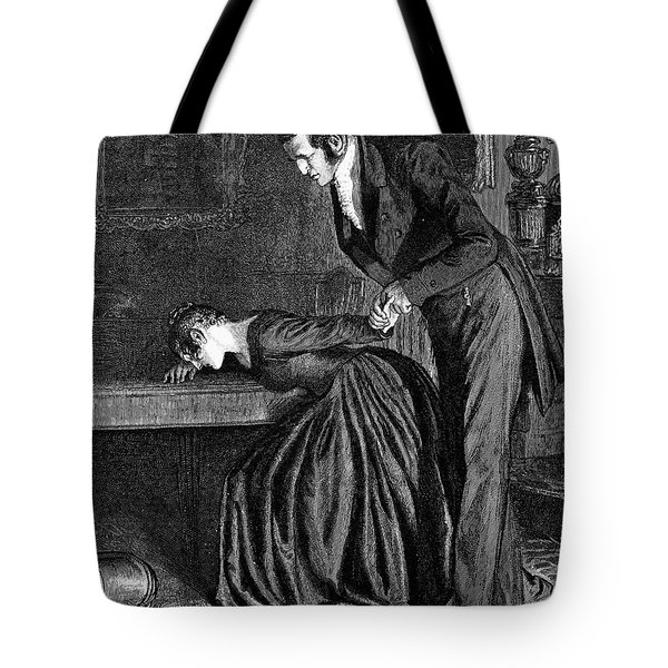 Love, 1886 Tote Bag by Granger