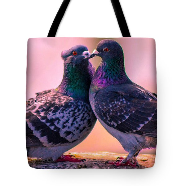 Love At First Site Tote Bag