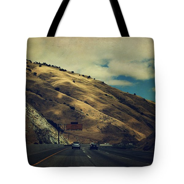 Love Is All Smoke And Mirrors Tote Bag by Laurie Search