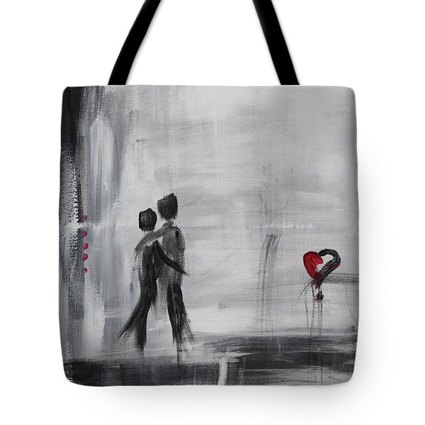 Love Story 1 Tote Bag