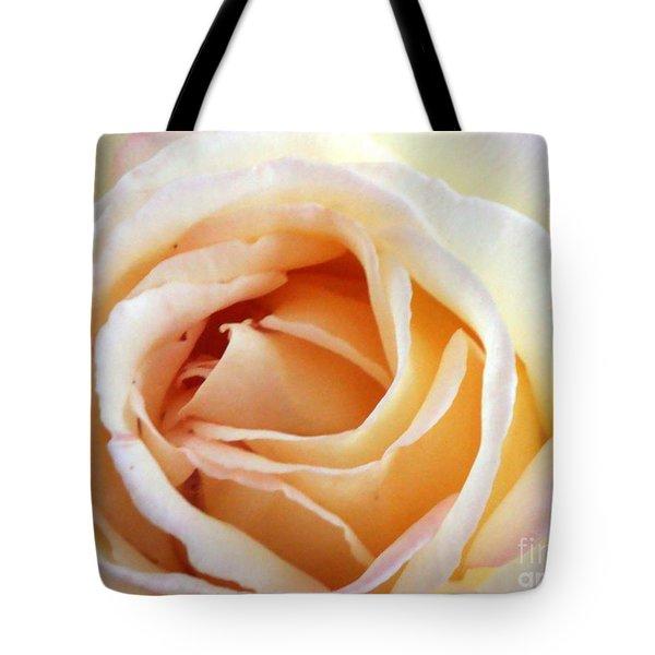Love Unfurling Tote Bag