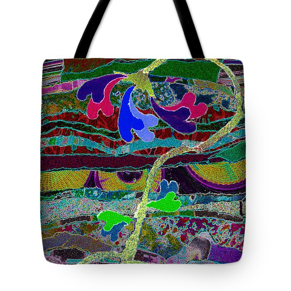 Loves Roots Tote Bag