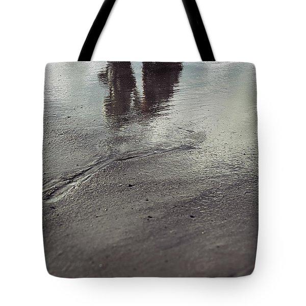 Low Tide Tote Bag by Joana Kruse