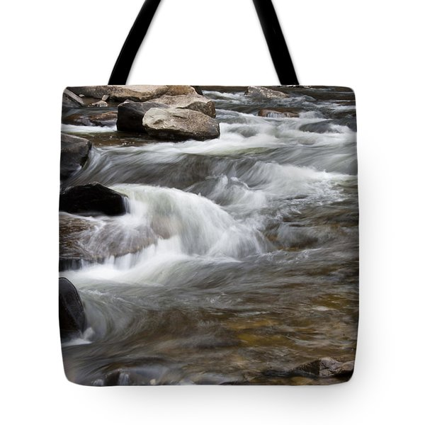 Loyalsock Creek Gentle Rapids Tote Bag