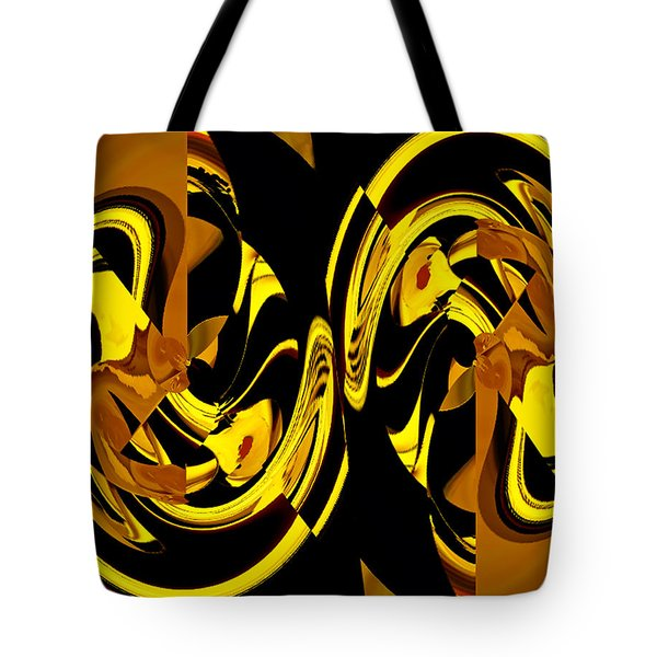 Luck Times Four Tote Bag