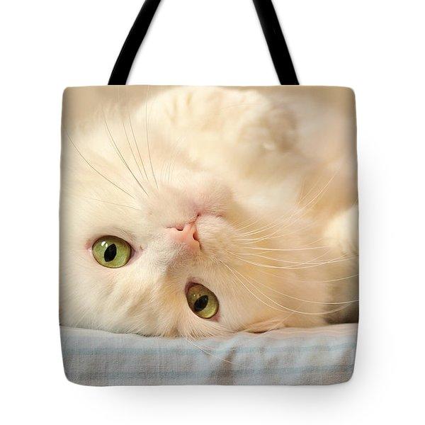 Lucky Bum Tote Bag