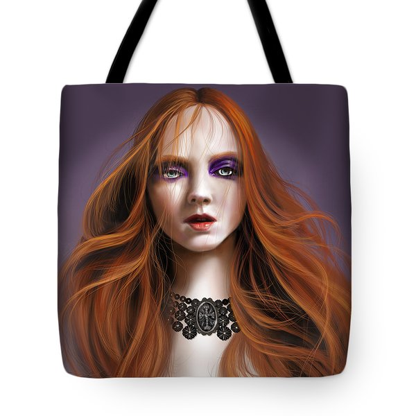 Lucy Westenra Tote Bag