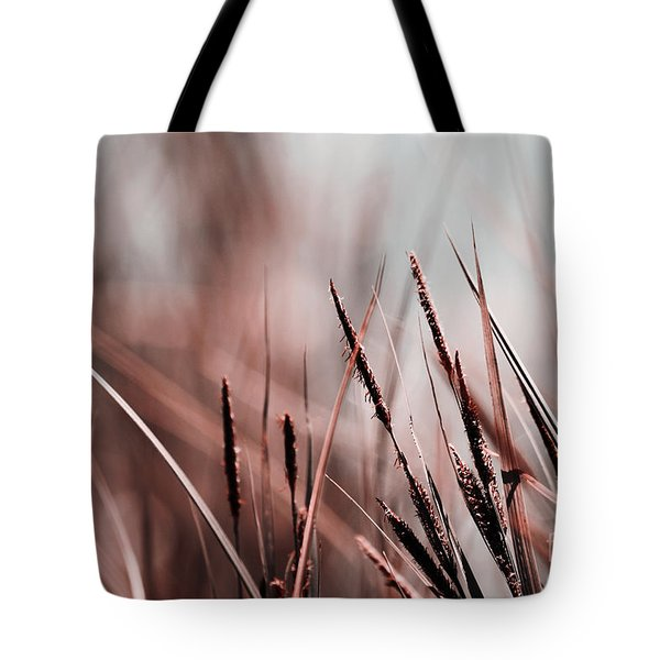 Luminis - S03a - Brown Tote Bag by Variance Collections