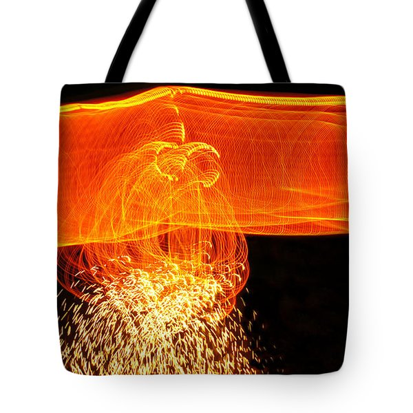 Luminosity Tote Bag