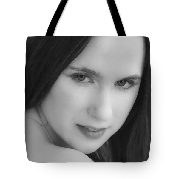 Lure Tote Bag by Daniel Csoka