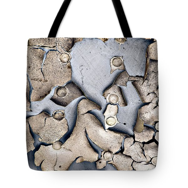 M O L T I N G Tote Bag by Charles Dobbs