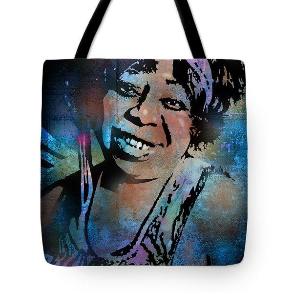 Ma Rainey Tote Bag by Paul Sachtleben