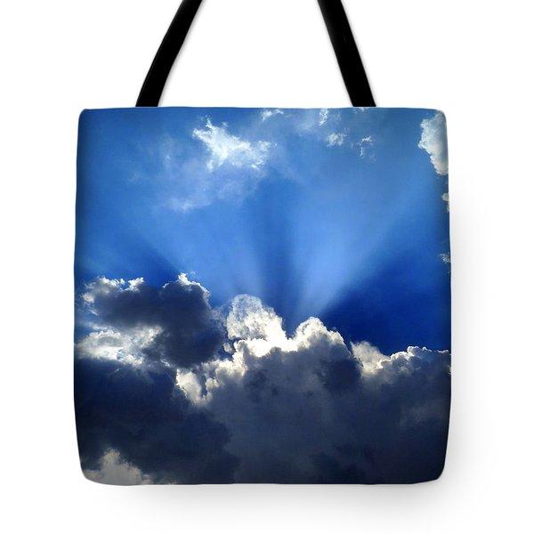 Macrocosm Tote Bag by Lene Pieters