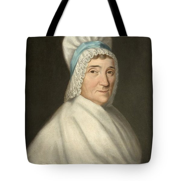 Madame Gabriel Cotte Tote Bag by Louis Cretien de Heer