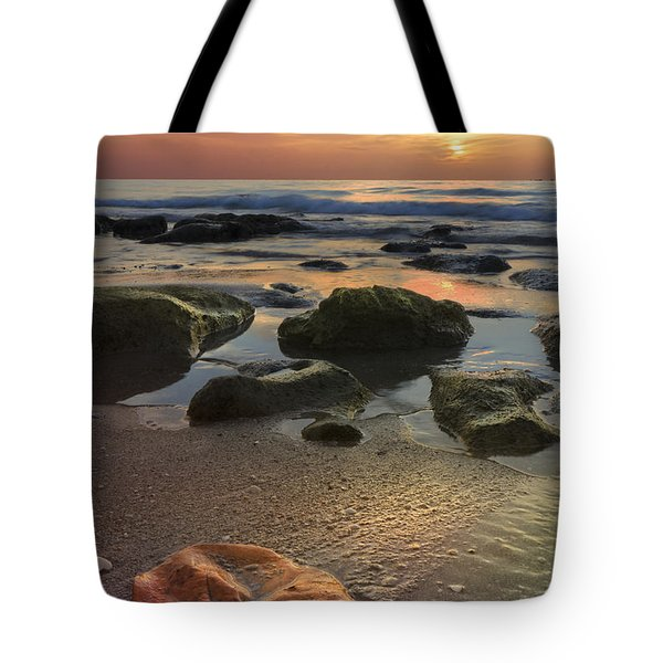 Magic Every Moment Tote Bag by Debra and Dave Vanderlaan