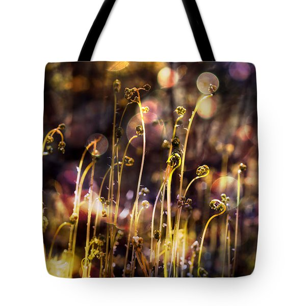 Magic Of Spring Tote Bag