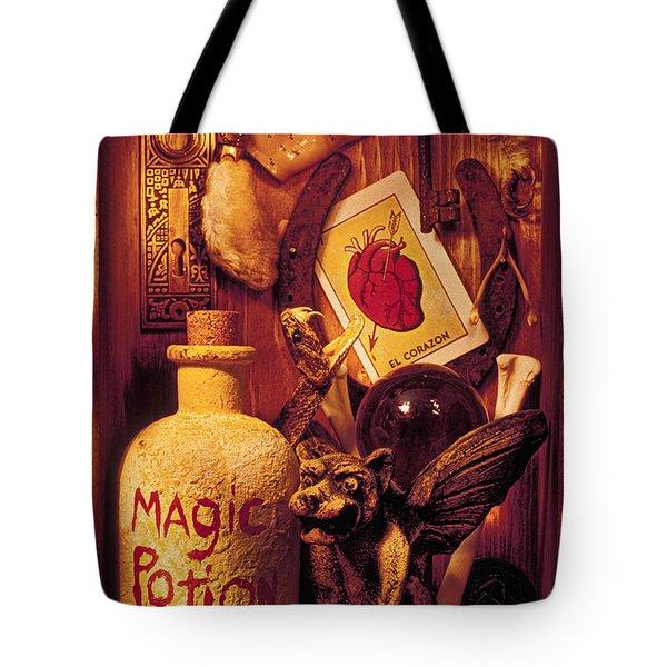 Magic Things Tote Bag