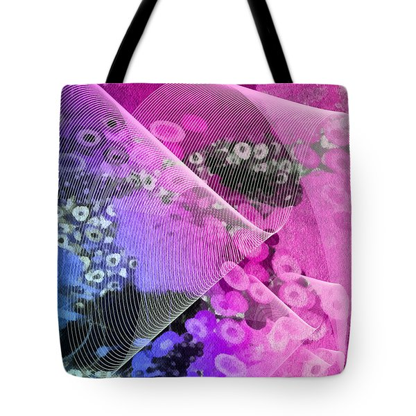 Magnification 1 Tote Bag by Angelina Vick