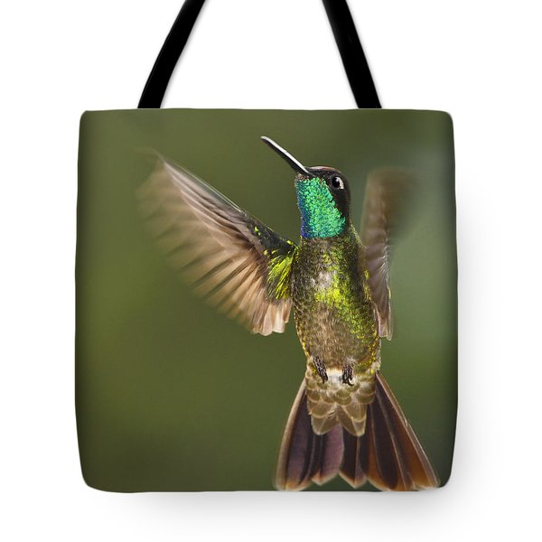 Magnificent Tote Bag by Tony Beck