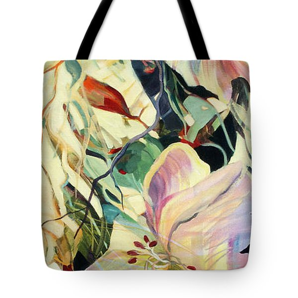 Maidens In The Morning Tote Bag by Rae Andrews