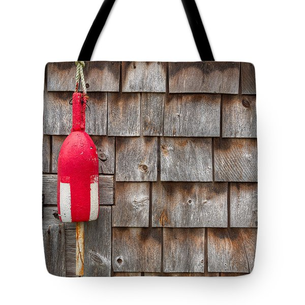 Maine Lobster Shack Tote Bag by Steve Gadomski
