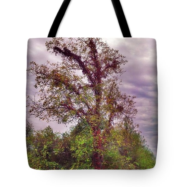 Majestic  Tote Bag by Janice Spivey