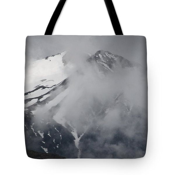 Tote Bag featuring the photograph Majestic Southern Alp by Laurel Talabere