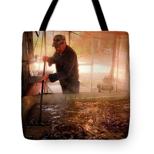 Makin' Molasses Tote Bag by Tamyra Ayles