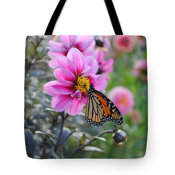 Tote Bag featuring the photograph Making Things New by Michael Frank Jr