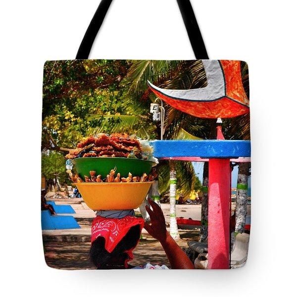 Mama Coco Tote Bag by Skip Hunt